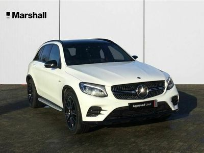 used Mercedes GLC43 AMG GLC4Matic Premium Plus 5dr 9G-Tronic