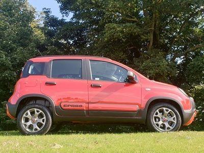used Fiat Panda Cross Hatchback City 1.2 69hp 5d