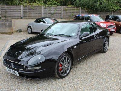 used Maserati Coupé