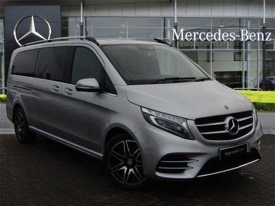 used Mercedes V220 V-Classd AMG Line 5dr Auto [Extra Long]