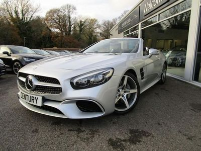 used Mercedes SL400 3.0AMG LINE 2d 362 BHP A BEAUTIFUL EXAMPLE THROUGHOUT