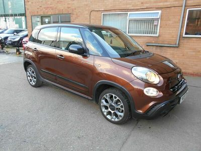 used Fiat 500L 1.4 S-Design 5dr