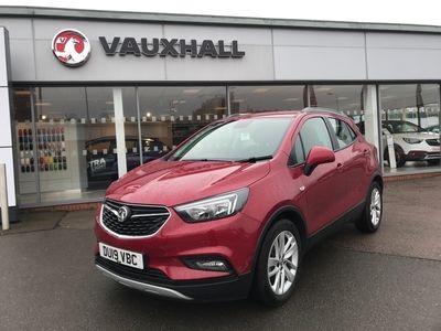 used Vauxhall Mokka X 1.4T Ecotec Design Nav 5Dr