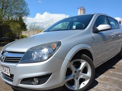 used Vauxhall Astra 1.8 SRI 16V E4 5d 140 BHP ONE OWNER*12 MONTHS MOT*LOW MILEAGE