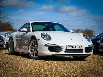 used Porsche 911 Carrera S 3.8 991 PDK (s/s) 2dr