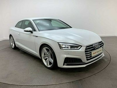 used Audi A5 Coupé Coup- S line 40 TDI quattro 190 PS S tronic