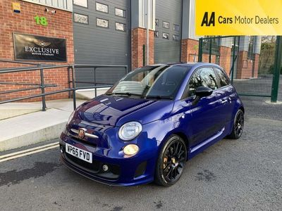 used Abarth 595 1.4 T-Jet Yamaha Factory Racing 3dr