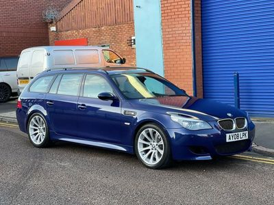 used BMW M5 5.0 V10 Touring SMG 5dr