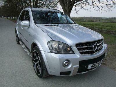 used Mercedes ML63 AMG AMG 4MATIC