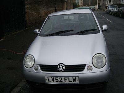 used VW Lupo 1.0 E Hatchback 3d 999cc