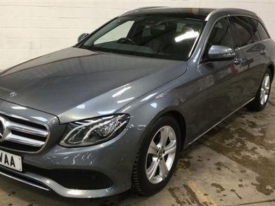 used Mercedes E220 E CLASS 2017 GrimsbySE Premium 5dr 9G-Tronic
