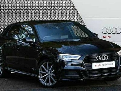 used Audi A3 Sportback Black Edition 30 TDI 116 PS 6-speed