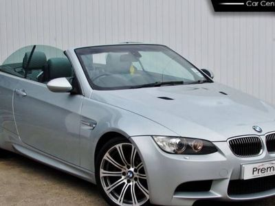 used BMW M3 PETROL MANUAL CONVERTIBLE 2 DOORS