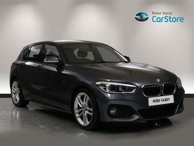 used BMW 120 1 Series d M Sport 5dr [Nav/Servotronic]