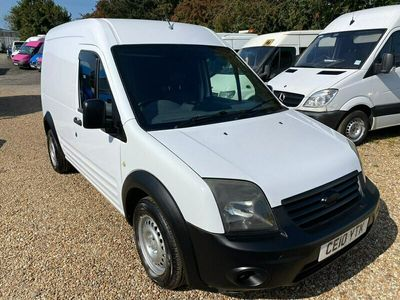 used Ford Transit Connect High Roof Van TDCi 90ps, 2010, Van, 75000 miles.