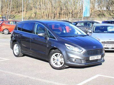 used Ford S-MAX 2.0 Tdci 180 Titanium 5Dr