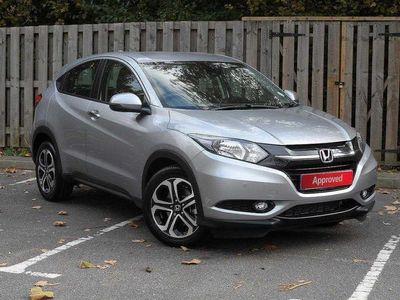 used Honda HR-V 1.6 I-Dtec Se Navi 5Dr