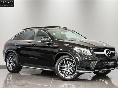 used Mercedes GLE350 GLE 3.0D 4MATIC AMG LINE PREMIUM PLUS 4d 255 BHP, 2017 ( )