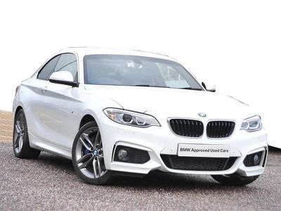 used BMW 220 2 Series d M Sport Coupe