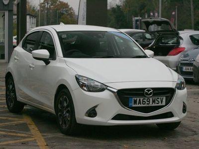 used Mazda 2 5dr Hb 1.5 90ps Sport Nav+ - Pre Reg