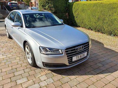 used Audi A8 3.0 TDI SE Executive Tiptronic quattro 4dr LWB