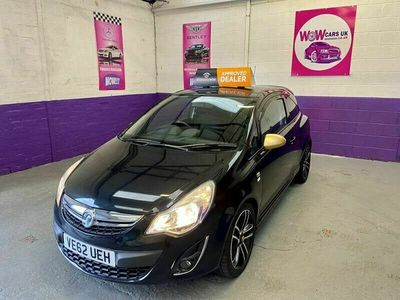 used Vauxhall Corsa 1.4 Black Edition (s/s)(a/c) 3d