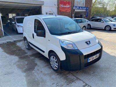 used Peugeot Bipper 1.3 HDi Professional Panel Van 3dr