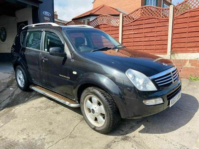 used Ssangyong Rexton 2.7 TD RX 270 SE 5dr