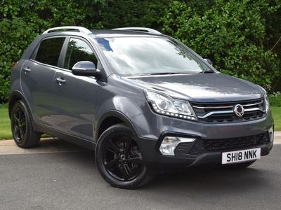 used Ssangyong Korando 2.2 LE 5dr Auto