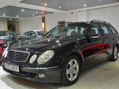used Mercedes E270 E ClassCDI AVANTGARDE 2.7 5dr