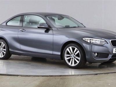 used BMW 218 2 Series 1.5 I SE