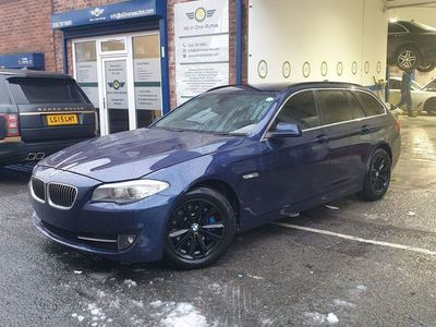 used BMW 525 5 Series 2.0 d SE Touring 5dr