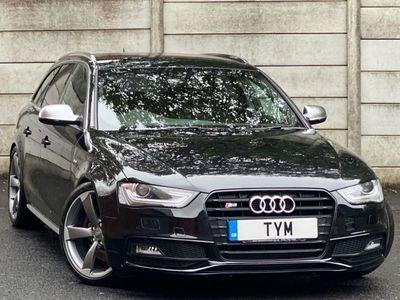 used Audi S4 3.0AVANT QUATTRO 5d AUTO 329 BHP DRIVE SELECT+SUPER SPORTS