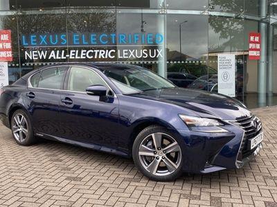 used Lexus GS300h Luxury Mark Levinson