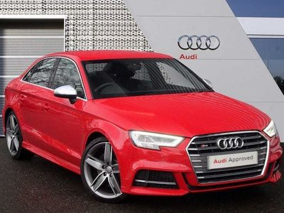used Audi A3 S3 TFSI 300 Quattro 4dr S Tronic Saloon 2019