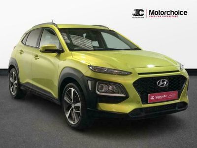 used Hyundai Kona 1.0 T-GDi Play (s/s) 5dr Hatchback hatchback special editions