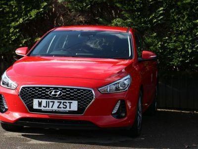 used Hyundai i30 1.6 CRDi SE Nav 5dr