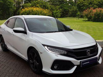 used Honda Civic 1.5 Vtec Turbo Sport 5Dr