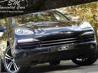 used Porsche Cayenne Estate 3.0D Diesel (245bhp) 5d Tiptronic S