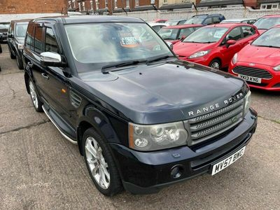 used Land Rover Range Rover Sport 2.7TD HSE