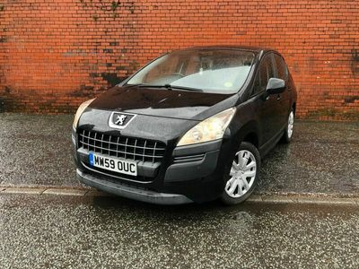 used Peugeot 3008 1.6 HDi FAP Active EGC 5dr