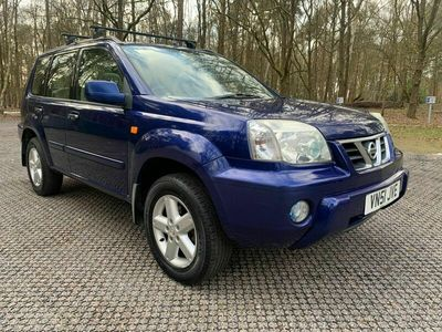 used Nissan X-Trail 2.0 SE+ 5dr