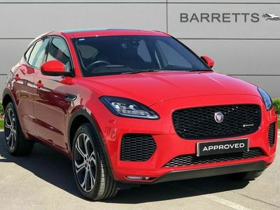 used Jaguar E-Pace P250 First Edition AWD 2.0 5dr