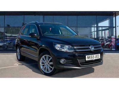 used VW Tiguan 2.0 TDi BlueMotion Tech Match Edition 184 5dr DSG