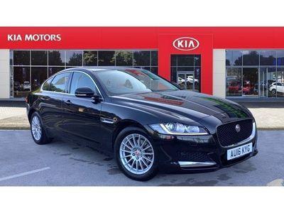 used Jaguar XF 2.0d [180] Prestige 4dr