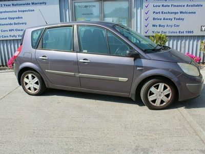 used Renault Scénic 1.6 DYNAMIQUE 16V 5d 116 BHP +PLEASE READ ADVERT+CAR NOT PERFECT