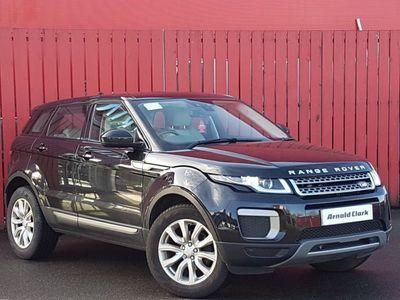 used Land Rover Range Rover evoque 2.0 Ed4 Se 5Dr 2Wd
