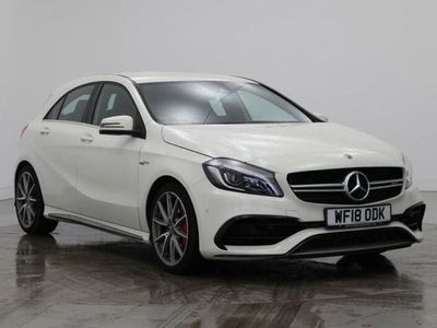 used Mercedes A45 AMG A Class AMG Hatchback4Matic 5dr Auto