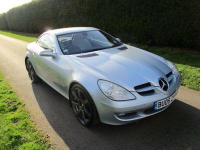 used Mercedes SLK200 SLK2dr Tip Auto