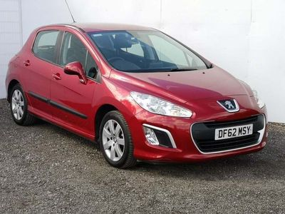used Peugeot 308 1.6 HDi SR 5dr
